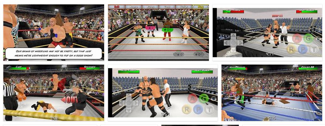 Wrestling Empire Apk